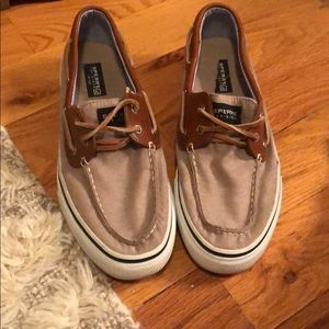 Men's Sperry Boat shoes, size 10.5